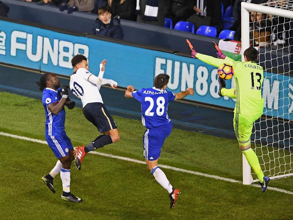 Spurs beat Chelsea the last time the two teams met (Getty)