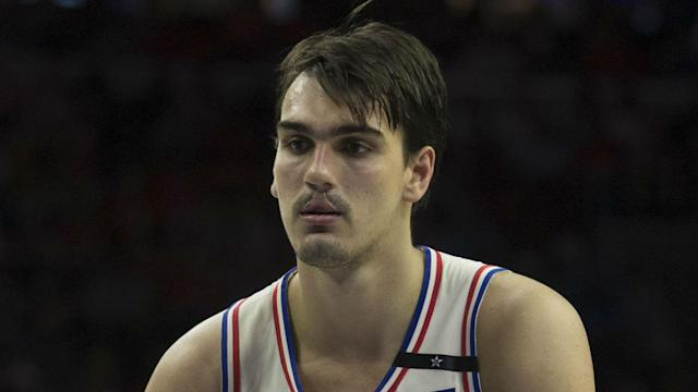 Dario Saric inspired Croatia's progression to the next stage of qualifying, as Chad also moved into the second round.