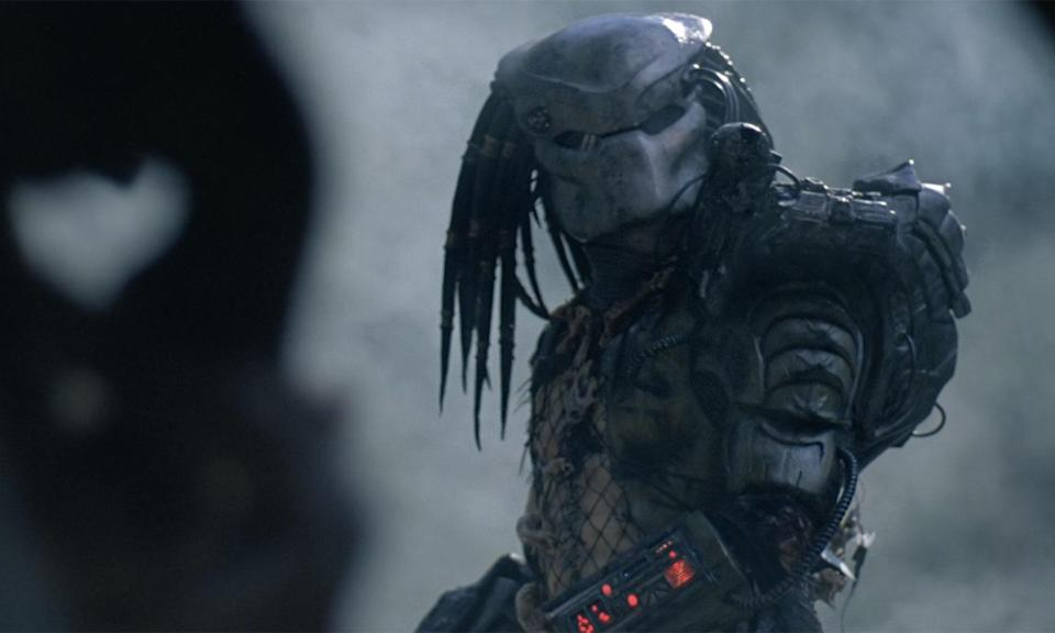 <p>What does the future hold for the Predator after Shane Black's upcoming sequel / reboot? (Fox) </p>