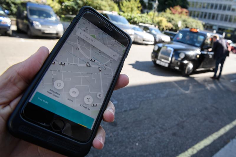 500,000 people want Uber to stay in London - but Piers Morgan isn't one of them (Photo by Leon Neal/Getty Images)