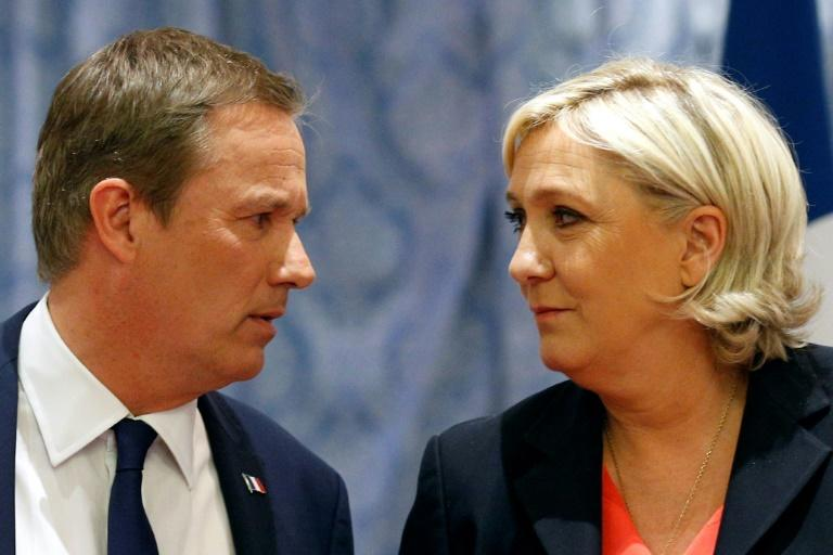 Le Pen has picked a fellow eurosceptic, Nicolas Dupont-Aignan, as her PM if she were to become president