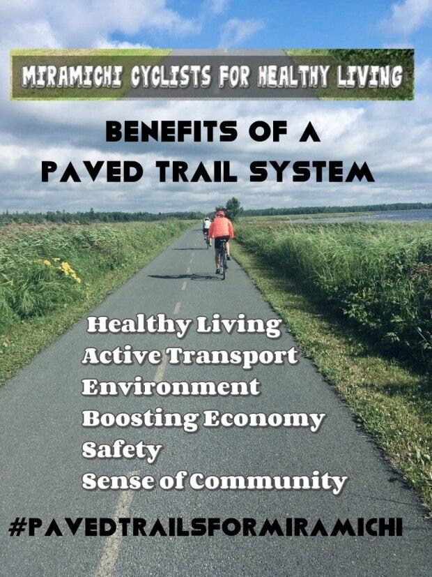 Facebook/Miramichi Cyclists for Healthy Living