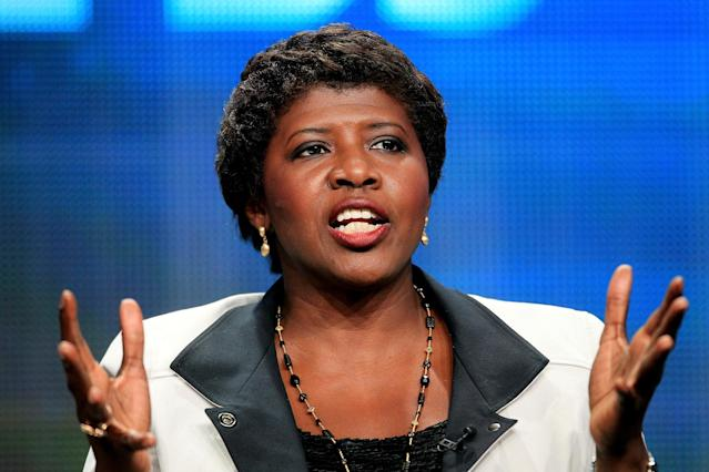 <p>Gwen Ifill was a respected, groundbreaking journalist, forging a path for the black women who came after her. Best known for her work on Washington Week and NewsHour, Ifill died on November 14 on endometrial cancer. She was 61. — (Pictured) Gwen Ifill, Washington Week, PBS NewsHour speaks onstage at the 'PBS Election Coverage' panel during day 2 of the PBS portion of the 2012 Summer TCA Tour held at the Beverly Hilton Hotel in Los Angeles, California. (Frederick M. Brown/Getty Images) </p>
