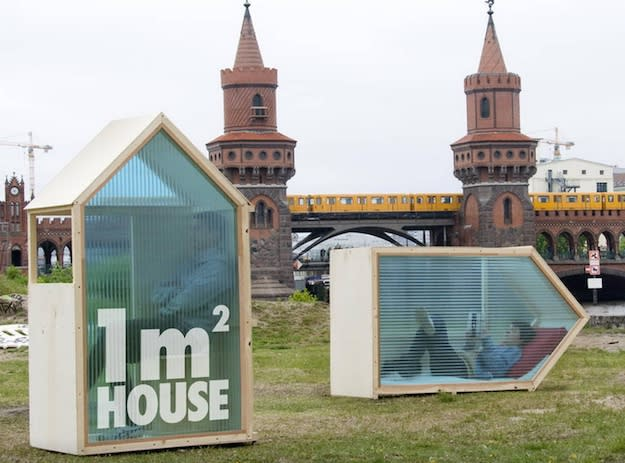 tiny house berlin 1m2 airbnb
