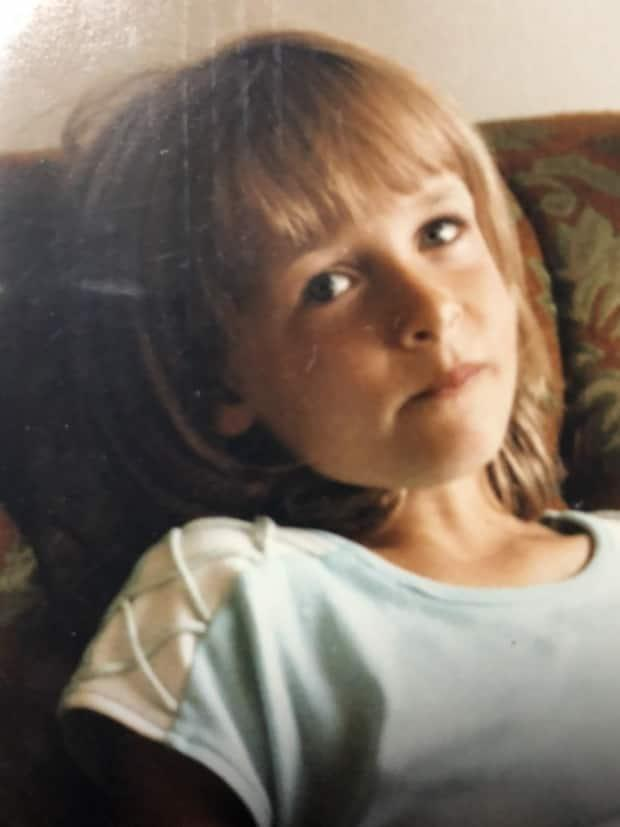 Lisa Lamarche says her search for 'concrete evidence of my past' was being stymied by the fact that she was born in Prince Edward Island but her adoption was finalized in Ontario.  (Submitted by Lisa Lamarche - image credit)