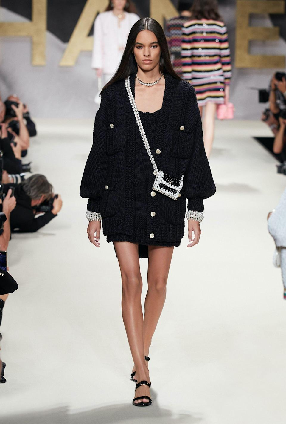 Chanel Brought The Romance To Paris Fashion Week