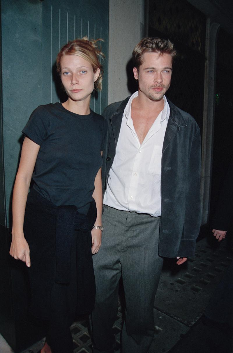 Brad Pitt Wore the Same Outfit He Did 20 Years Ago—and It Still Looks Good