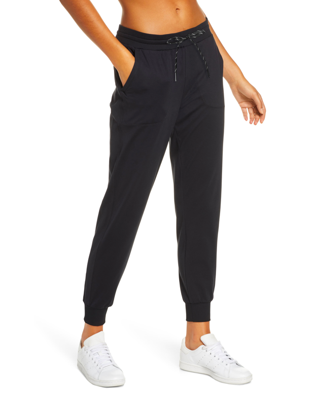 """Whether you're going for a run or sprinting to your couch for the latest Netflix reboot, these breathable, melangé-knit joggers will get you there in style. $59, Nordstrom. <a href=""""https://shop.nordstrom.com/s/zella-live-in-jogger-pants/5220568"""" rel=""""nofollow noopener"""" target=""""_blank"""" data-ylk=""""slk:Get it now!"""" class=""""link rapid-noclick-resp"""">Get it now!</a>"""
