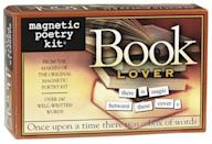 <p>This <span>Book Lover Magnetic Poetry Kit</span> ($13) is going to give their fridge some flair, and they'll never get bored of rearranging the words.</p>