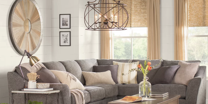 21 Stylish Living Room Halloween Decorations Ideas: Wayfair Just Launched An Online Interior Design Service