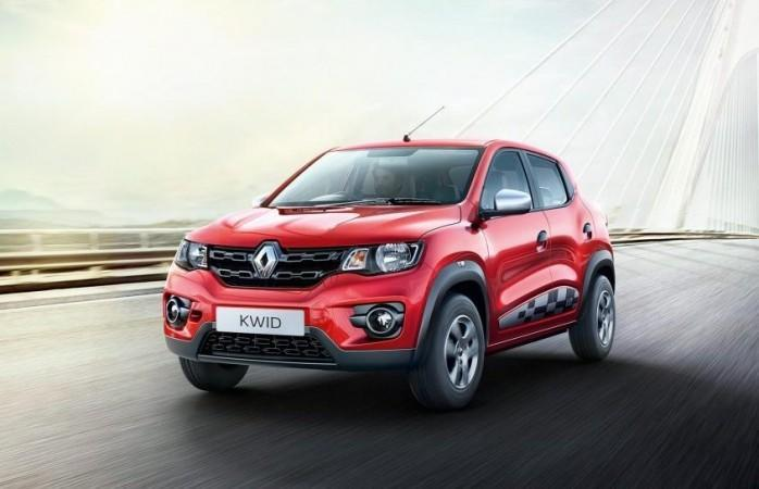 <p>Renault Kwid; Price Range: Rs 2.7 to 4.57 lakh; Mileage: 23-25 kmpl </p>