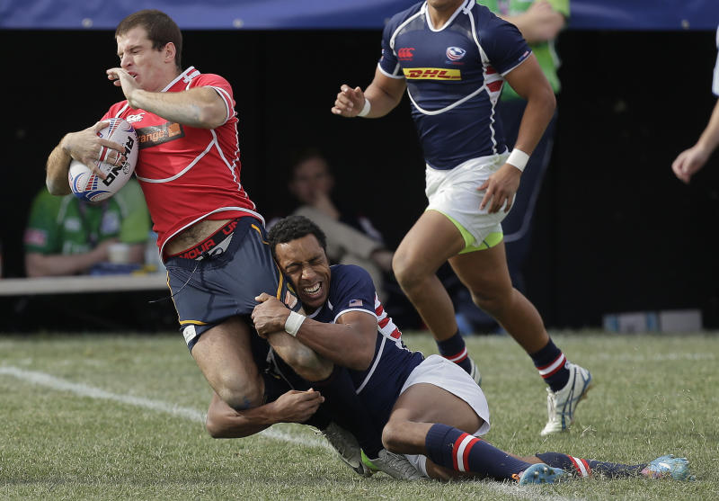 Rugby announces Olympic qualifying process