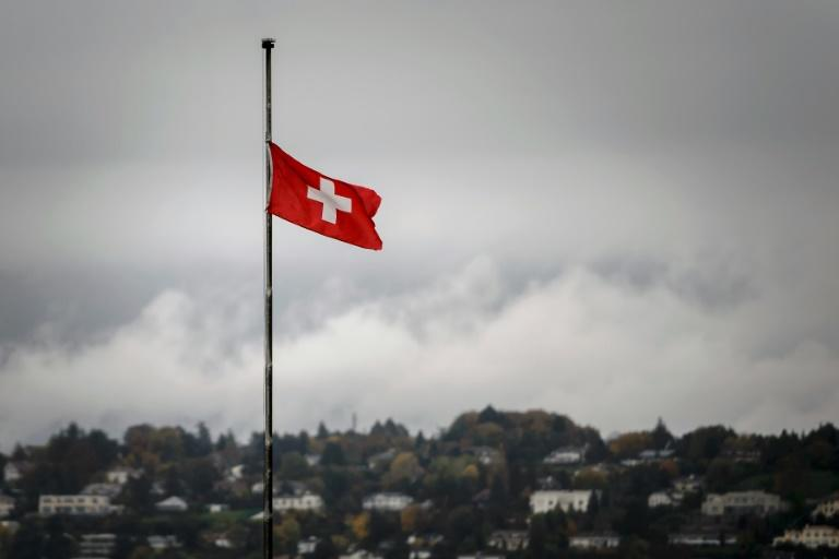 Switzerland's population of eight million includes an estimated 350,000 Muslims
