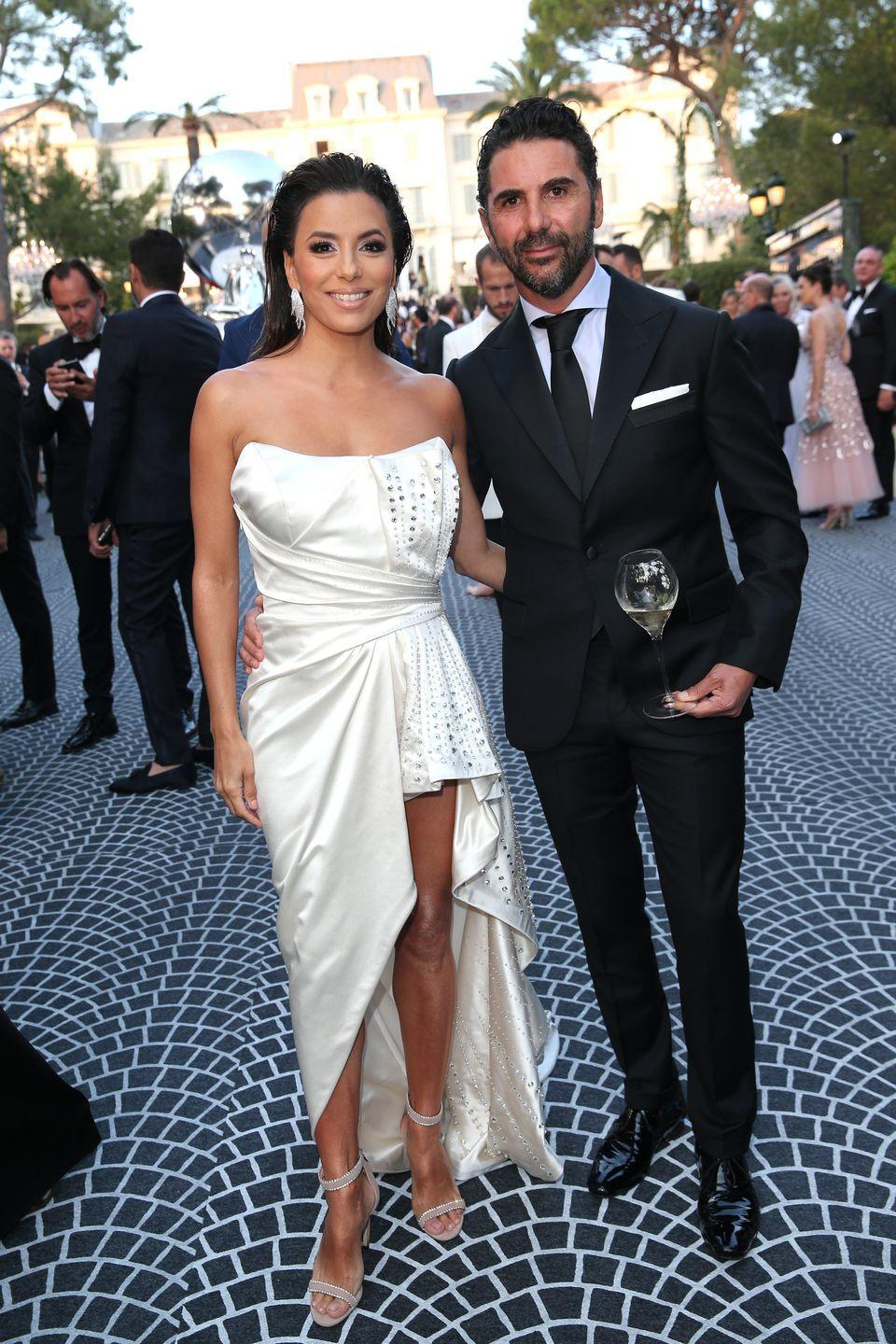 <p>Businessman Jose Antonio Baston is far from a novice in the entertainment world, as the former President of Televisa (the largest media company in Latin America). He and Eva Longoria were set up by a mutual friend in 2013, got married three years later, and welcomed a son in 2018.</p>
