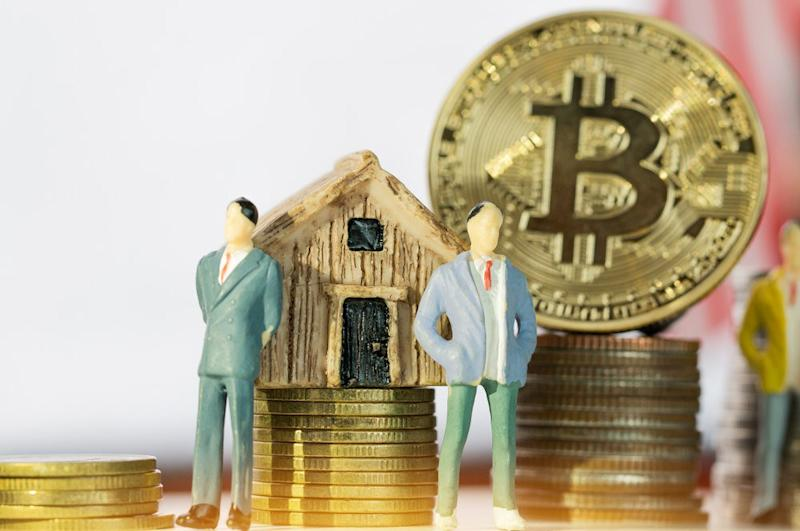 bitcoin low mortgage rates