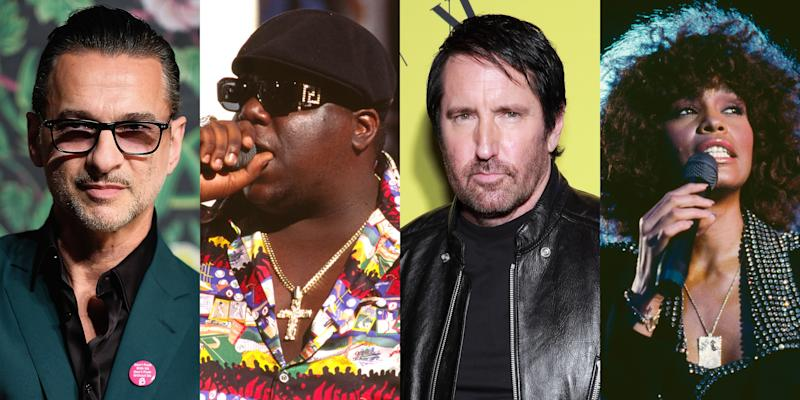 Whitney Houston, Notorious B.I.G., Nine Inch Nails Inducted Into Rock Hall of Fame 2020