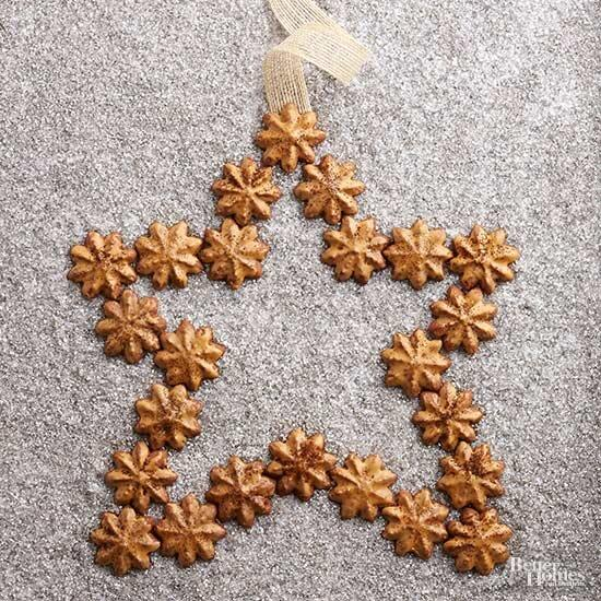 These aren't your classic spritz cookies. Be sure to pick a fun shape for these special Christmas spritz cookies.