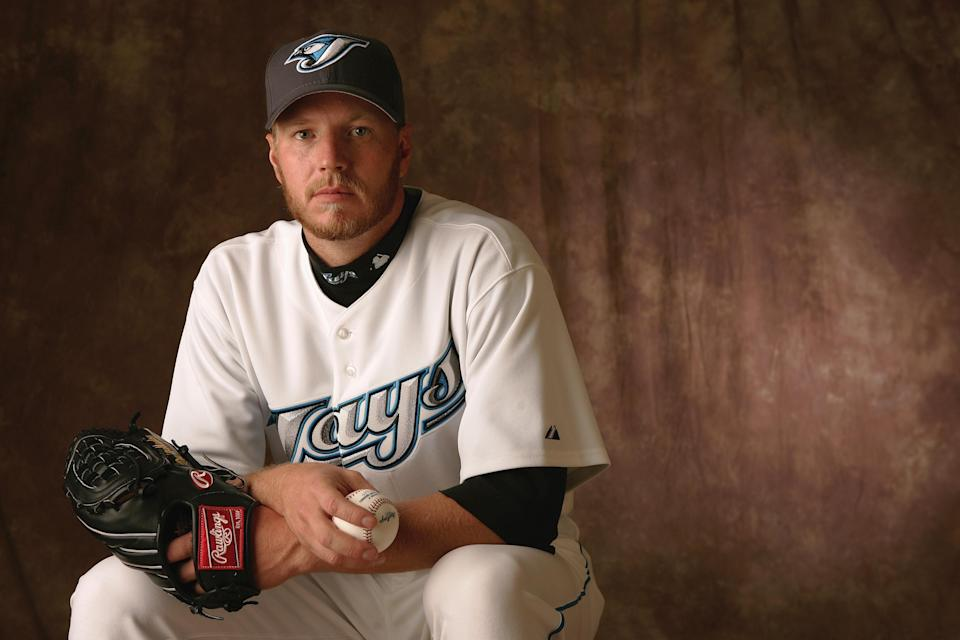 The late Roy Halladay is going to the Hall of Fame, it would appear, by a vote of the Baseball Writers' Association of America. (Getty Images)