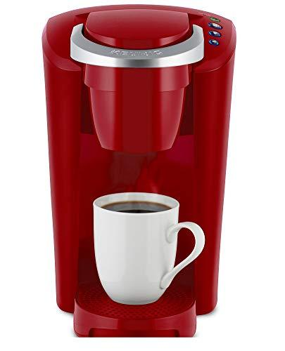 Keurig K-Compact Single-Serve K-Cup Pod Coffee Maker, Imperial Red (Amazon / Amazon)