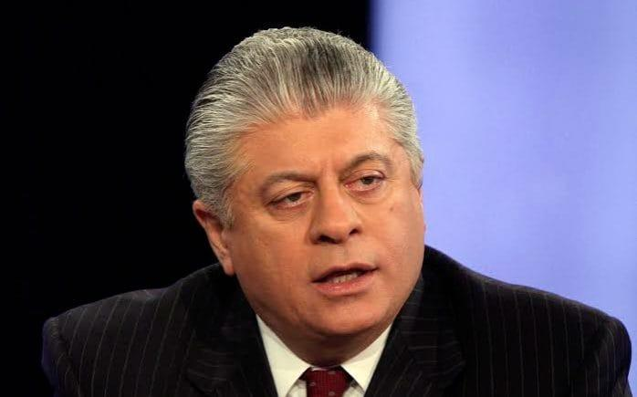 Andrew Napolitano claimed GCHQ spied on Trump for Obama - AP2011