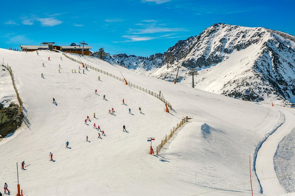 Andorra is home to some lesser known slopes - getty