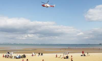 Isle Of Wight: Search For Two Boys Stood Down