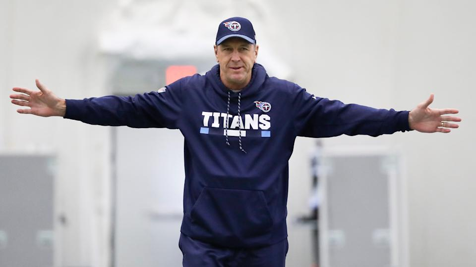 And here we thought Mike Mularkey had any say on the Tennessee Titans' 2016 draft class. (AP Photo)
