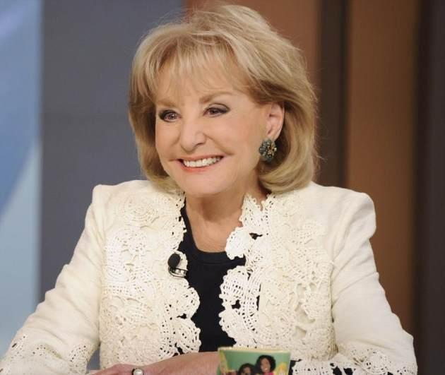 Barbara Walters 'Happy' With Retirement Decision; Gearing Up To Move Beyond The Next 'Get'