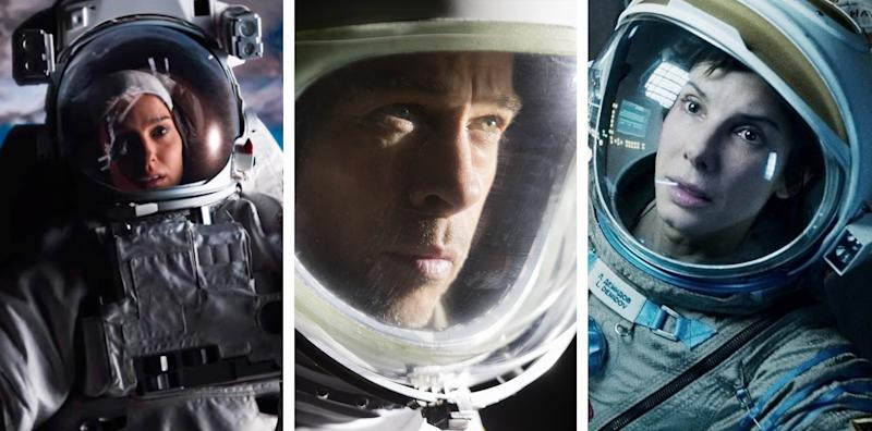 Ad Astra , Lucy in the Sky , and the Rise of the Lonely Space Movie