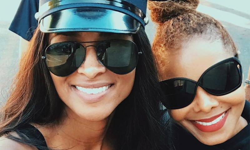 Janet Jackson and Ciara take their sons on a Disneyland play date