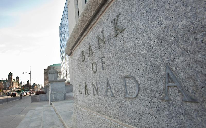 The Bank of Canada said Canada's economy has been operating near capacity for some time, while wage growth remains moderate