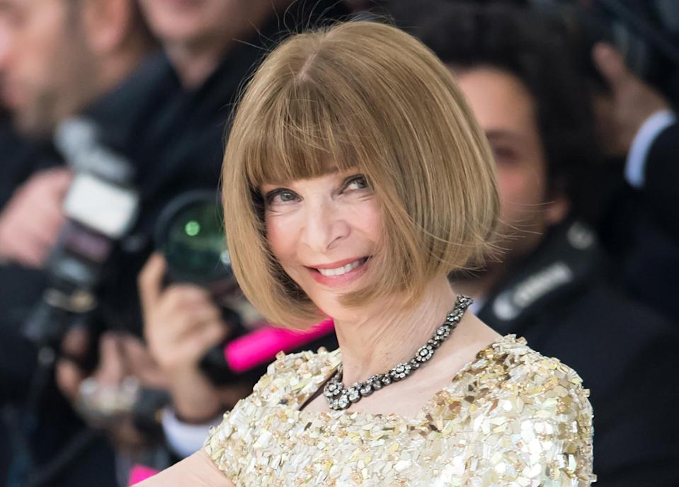 Want an invite? Anna Wintour controls them with a tight fist. Photo: Getty
