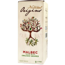 "<p><strong>Be the first to review this product</strong></p><p>dolcevitawine.net</p><p><strong>$19.95</strong></p><p><a href=""https://dolcevitawine.net/bousquet-natural-origins-malbec-3-liter-box-3-liter-102120.html"" rel=""nofollow noopener"" target=""_blank"" data-ylk=""slk:Shop Now"" class=""link rapid-noclick-resp"">Shop Now</a></p><p>Made from certified organic grapes, Natural Origins is one of the first organic boxed wines to emerge from South America. Decadent blackberry, cherry, cassis, and plum with generous dashes of black pepper. Plus, thanks to its thick skin, Malbec is loaded with<a href=""https://www.prevention.com/life/a20472826/research-resveratrol-doesnt-reduce-deaths-heart-disease-or-cancer/"" rel=""nofollow noopener"" target=""_blank"" data-ylk=""slk:resveratrol"" class=""link rapid-noclick-resp""> resveratrol</a>, which means it's one of the healthier red wine choices you can make.</p>"
