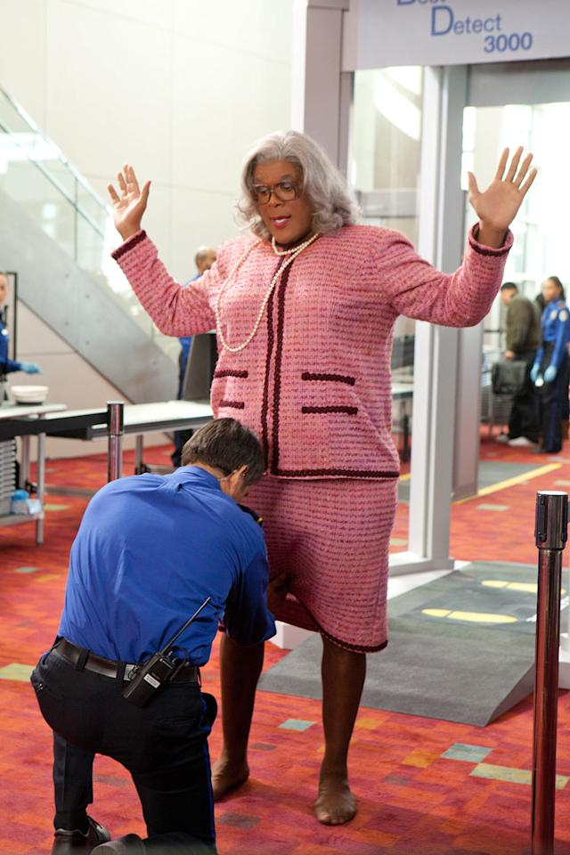 "Tyler Perry in Lionsgate's ""Tyler Perry's Madea's Family Reunion"" - 2012"