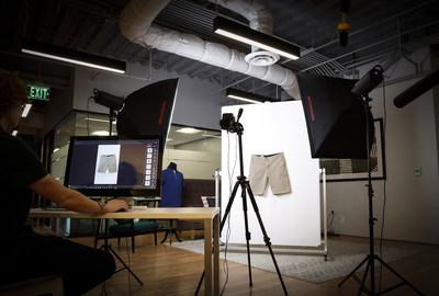 Use the Ortery StylePad for DIY clothing photography. It can be used with any camera or lighting. For best results use the StylePad with Ortery LiveStudio LED lights and software to automate all apparel photography on pure white and transparent backgrounds.