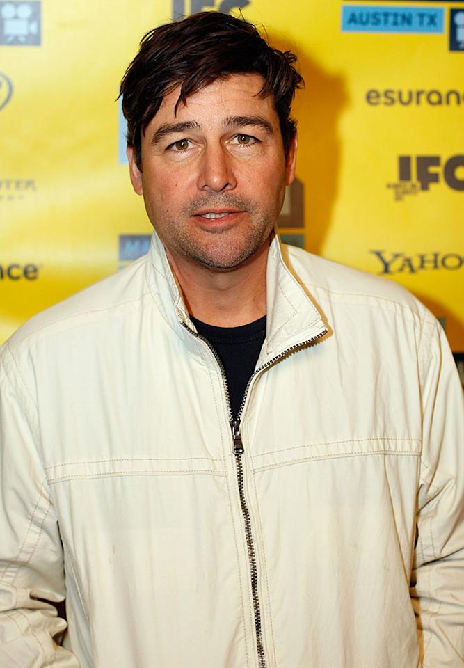 "Kyle Chandler arrives at the screening of ""The Spectacular Now"" during the 2013 SXSW Music, Film   Interactive Festival at Topfer Theatre at ZACH on March 11, 2013 in Austin, Texas.  (Photo by Dustin Finkelstein/Getty Images)"