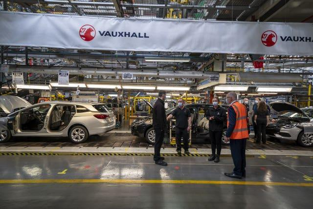 Manufacturing jobs outside London tend to be higher paid, Onward's report found