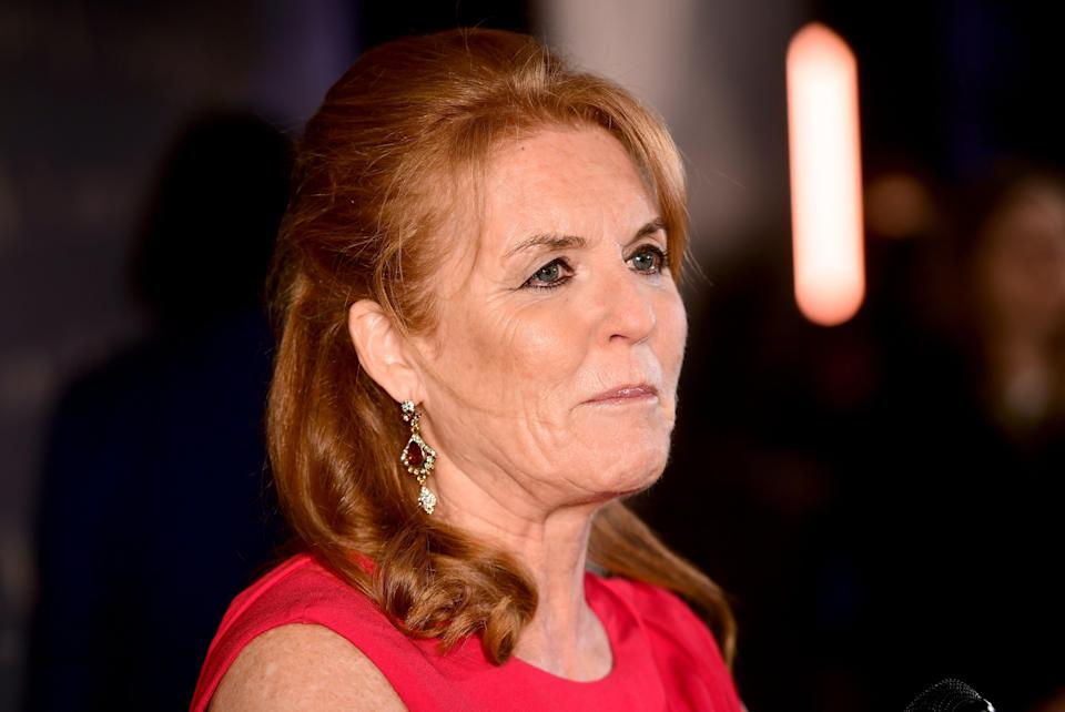 Sarah Ferguson has released her latest novel, Her Heart For A Compass (PA) (PA Archive)