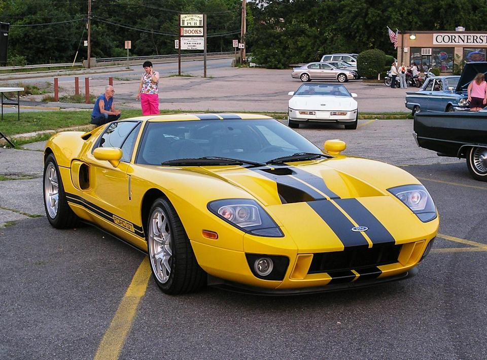 <p>The reincarnation of the Ford GT40 was so cool that it's one of the only cars of the past 10 years that hasn't depreciated—in fact, it's worth more now.</p>