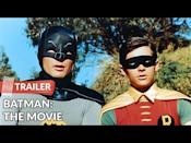 """<p>POW! BAM! Adam West's <em>Batman </em>didn't invent camp by any means. But it sure as hell perfected it. Not to mention, <em>Batman </em>bravely became an early pioneer in the great attempt to turn comic book pages into something watchable in live action.</p><p><a class=""""link rapid-noclick-resp"""" href=""""https://www.amazon.com/Batman-Adam-West/dp/B000N52WKS?tag=syn-yahoo-20&ascsubtag=%5Bartid%7C10054.g.35509336%5Bsrc%7Cyahoo-us"""" rel=""""nofollow noopener"""" target=""""_blank"""" data-ylk=""""slk:Watch Now"""">Watch Now</a></p><p><a href=""""https://www.youtube.com/watch?v=eeyMfq6v190"""" rel=""""nofollow noopener"""" target=""""_blank"""" data-ylk=""""slk:See the original post on Youtube"""" class=""""link rapid-noclick-resp"""">See the original post on Youtube</a></p>"""