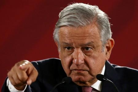 Mexico's president defiant in row with Canada over pipeline contracts