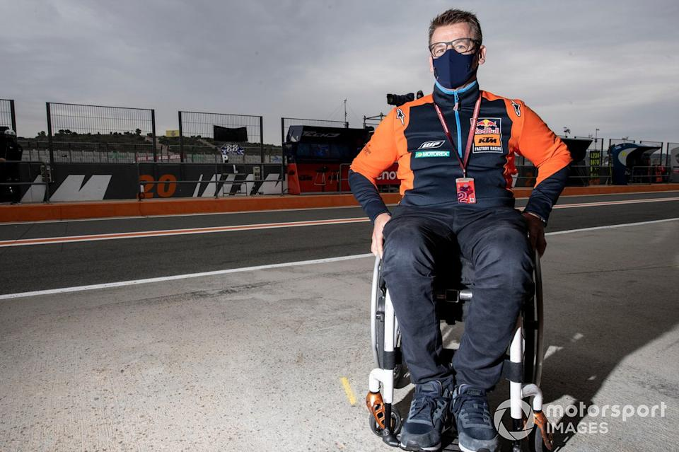 "Pit Beirer, Head of KTM Sport<span class=""copyright"">Gold and Goose / Motorsport Images</span>"