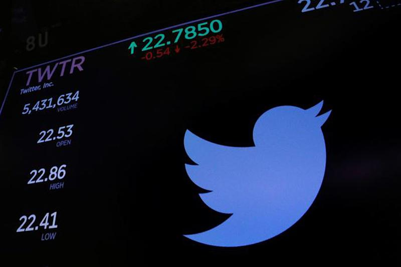 Twitter Posts its First Real Profit, Sends Shares Soaring