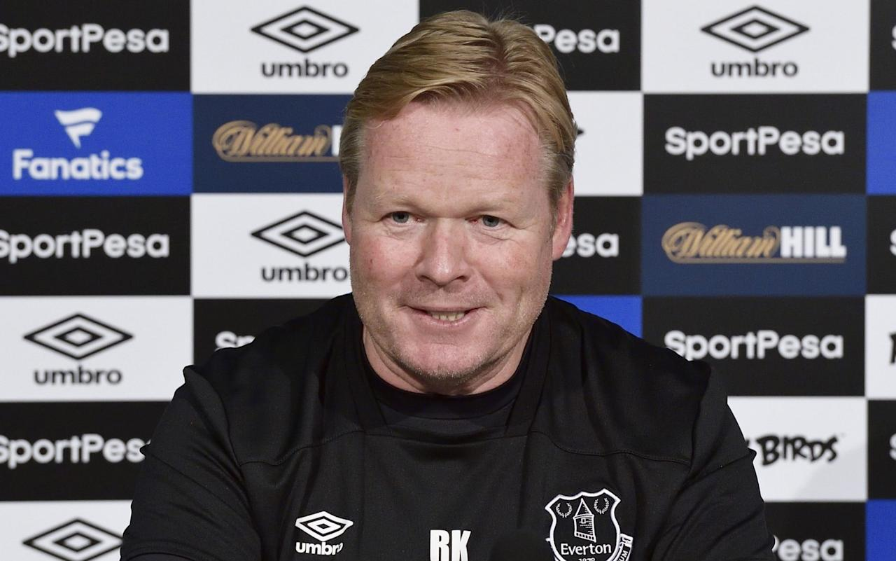 "Ronald Koeman has suggested that Everton's crisis is nothing ­compared to the troubles that ­confronted him when he was ­manager of Valencia. Koeman is facing the biggest challenge of his 15 months as manager at Goodison Park, with the club in the Premier League relegation zone, despite an outlay of more than £140 million in the summer. There has been trouble off the field, too, with Wayne Rooney banned from driving for two years on Monday. The former England captain was rested for Wednesday's Carabao Cup victory over Sunderland but is likely to return for Saturday's Premier League home match against Bournemouth, one of only two teams below them in the table. Koeman is confident his ill-fated five-month spell in charge of Valencia a decade ago has more than equipped him for the challenge. It saw the club tumble from the top four towards relegation. In addition, there was chaos off the pitch during Koeman's time at Valencia, with work beginning on a planned new stadium that was never completed. Koeman was sacked in April 2008, days after winning the Copa del Rey. Premier League manager safety index He said: ""You always have tough periods as a manager. You know that you can win today and then lose the next three games. ""You can't compare Valencia with Everton or Southampton or Benfica or PSV because that was ­really difficult and it was a revolution with a new stadium that was not built and still isn't finished, I ­believe. That was the wrong club at the wrong time.  ""But even when it is a negative period it is a learning point. That is OK and no problem now. ""It was a bad experience but even a bad experience can be good for the future."""