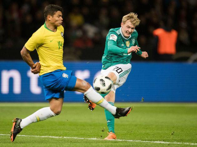 ​Liverpool are interested in signing German international midfielder Julian Brandt and the ​Merseyside club are prepared to offer Bayern Leverkusen ​€60m for the services of the 22-year-old attacker. According to reports made by ​Calcio Insider, ​the Reds have been tracking the German youngster for quite a while now and the ​Bundesliga club were determined to keep him, as Brandt agreed to a new deal last month. However, a Leverkusen source (via ​Calcio Insider) has confirmed that the club...