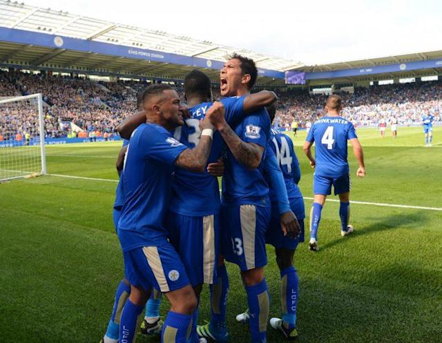 Leo Ulloa's calmly dispatched penalty against West Ham was crucial for Leicester last season