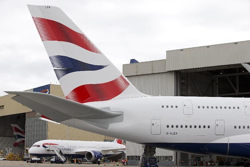 A suspected stowaway is being treated in a London hospital after being found unconscious on Thursday on a British Airways flight from Johannesburg after the plane had landed, British police said