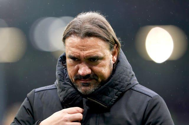 Daniel Farke's Norwich collected their first Premier League point of the season at Burnley on Saturday