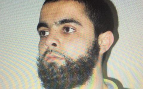 Radouane Lakdim, who authorities have named as the 26-year-old attacker responsible for the death of at least three people in southwest France - Credit: Getty