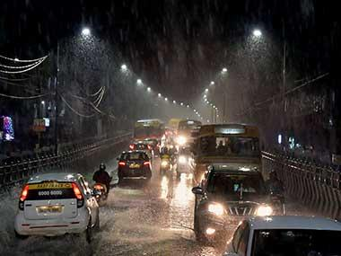 Pre-monsoon showers in Delhi bring much-needed relief, improves air quality; IMD predicts rain, thunderstorm for two days